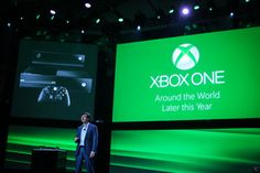 Release date of xbox one