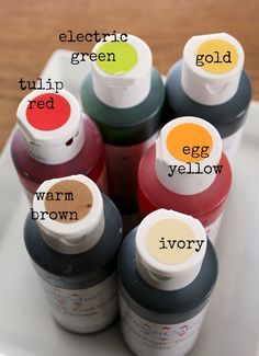 Americolor Fall: Pretty Autumn Colors for Icing