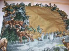 Deer Everywhere/Brown Comfy Blankets, Deer, Moose Art, Brown, Painting, Animals, Animales, Animaux, Painting Art