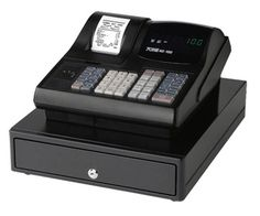 Professional power and unrivalled value at the point of sale  SPECIFICATIONS   Display Operator : 1 line 7 segment LED 8 digits Customer : 1 line 7 segment LED 8 digits    Printer Single station 58mm line thermal printer    Printing speed Approx. 7 lines per sec.    Keyb