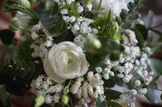 Le bouquet de la mariée, pivoines, eucalyptus, gypsophiles #mariage #bouquetdelamariée #dday #mariée #champetre
