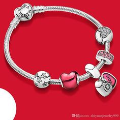 0fae2dede luxury valentine gifts Pandora love bracelets 925 sterling silver jewelry  original 1:1 quality full package gifts