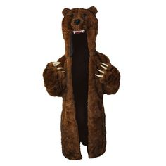 Slackers' Bear Coat. Pretty much the coolest piece of clothing ever conceived.