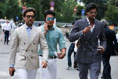 The Best Looking Dudes of Mens Fashion Week