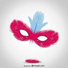 Ilustración vectorial máscara Vector Gratis