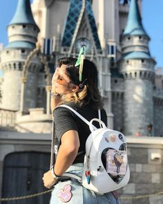 "Raven~Welcome To The Magic✨ (@thedisneydorm) on Instagram: ""Just toting around the kingdom with my newest bag"""