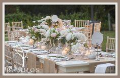Floral design Leonidas Rammos - www.rammosflowers.gr