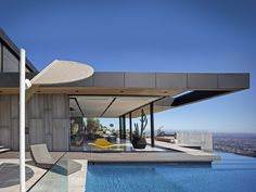Franklin Residence (Los Angeles, CA) Tag Front Architects