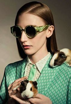 The ISSON SS 2012 Collection Guards Your Eyes and Your Fashion Sense #fashion trendhunter.com