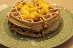 Mango Waffles I LettuceOM