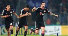 Equipacion Bayer 04 Leverkusen segunda 2014-2015