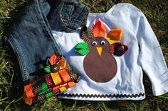This would be so fun for Rachel's Thanksgiving outfit