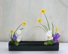 Image detail for -Peace starts with a Smile: Japanese Floral Arrangement (Ikebana)