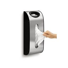 Deal of the Day: Simplehuman Wall Mount Grocery Bag Dispenser