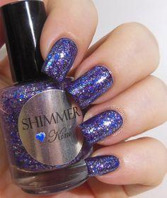 Shimmer Polish Kim Did My Nails