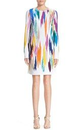 Missoni Abstract Intarsia Knit Dress