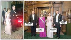 Principesa Margareta şi-a sărbătorit,  miercuri seară, ziua de naştere la  Castelul Peleş, iar Klaus Iohannis şi Prima  Doamnă au fost invitaţi de onoare