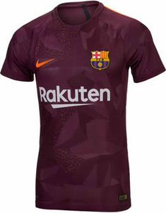 best loved 618c9 fc308 Nike Barcelona 3rd Match Jersey 2017-18 | SoccerMaster.com Barcelona  Jerseys, Barcelona