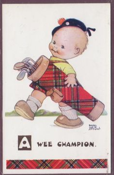 A WEE CHAMPION