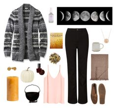 """""""Fall 2017 Witchy Weekend"""" by hurricanelea on Polyvore featuring L.L.Bean, RGB, John Lewis, ASOS, Jennifer Meyer Jewelry, H&M, Leaves of Grass and From the Road"""
