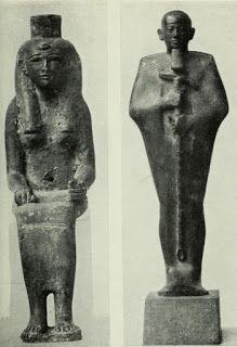 Cuaderno de Historia, J. Ossorio: Ptah dios de Memphis, Lewis Spence