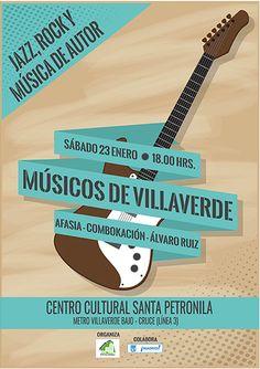 Gente de Villaverde: Jazz, rock y música de autor en Villaverde Bajo