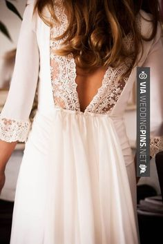 Yes - vintage wedding dress | CHECK OUT SOME AMAZING INSPIRATIONS FOR WINTER WEDDING DRESSES 2015 OVER AT WEDDINGPINS.NET | #winterweddingdresses #winterwedding #winter #weddings #weddingvows #vows #tradition #nontraditional #events #forweddings #iloveweddings #romance #beauty #planners #fashion #weddingphotos #weddingpictures