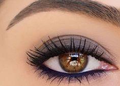 """"""" – Jim Rohn Eye Makeup – 20 idées de maquillages pour sublimer les yeux marrons : prune mat – Health & Beauty, Makeup, Eyes Source by Cute Eye Makeup, Makeup For Brown Eyes, Love Makeup, Skin Makeup, Makeup Inspo, Makeup Inspiration, Makeup Eyebrows, Pretty Makeup, Simple Makeup"""