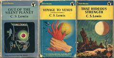 C.S.Lewis' space trilogy