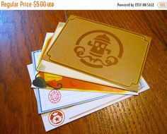 On Sale - Animal Crossing Stationery Notecards - NPC Set Number 2, 10 cards per set by CraftedWithZeal on Etsy https://www.etsy.com/listing/99622209/on-sale-animal-crossing-stationery