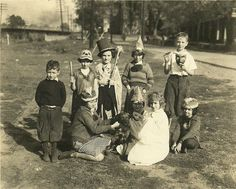 halloween in the 1930s   Forrest City, Halloween, 1930s