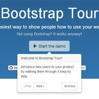 Inspiring Bootstrap Extensions and #Plugins