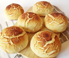 Bread Recipes, Cake Recipes, Bread Dough Recipe, Hungarian Recipes, Challah, Bread Rolls, Soul Food, Food To Make, Food And Drink
