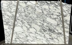 Arabescato marble best quality slabs in stock at unbeatable prices, polished thick slabs. Arabescato Marble, White Marble, Natural Stones, Facade, Around The Worlds, Exterior, Outdoor, Outdoors, Facades