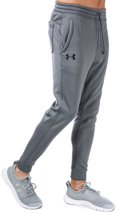 Price: GBP – Under Armour Storm Armour Mens Fleece Joggers – Grey –  You are in the right place about Yoga sequence Here we offer you the most beautiful pictures about the Yoga workout you are looking for. When you examine the Price: GBP – Under Armour … Mens Joggers Sweatpants, Mens Jogger Pants, Fleece Joggers, Sport Pants, Jogger Pants Outfit, Ropa Under Armour, Under Armour Joggers, Track Pants Mens, Mens Tights