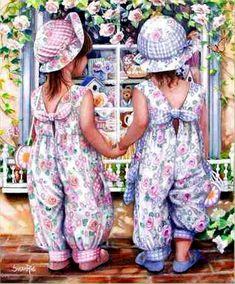 Too adorable.  SUSAN RIOS art.