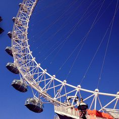 """The London Eye"" Student Photo in London, England"