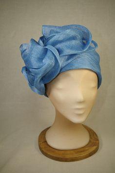 turban sisal pour un mariage