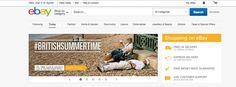 ebay - Online shopping - search