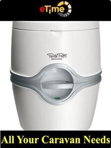 Thetford-excellence-eletric-amp-battery-flush-portable-toilet-for-Caravans-Marine