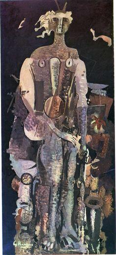 Night - Georges Braque