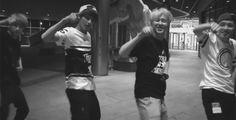 Seventeen Performance Unit ~ The8, Jun, Hoshi, and Dino