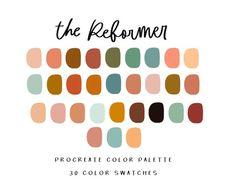 Colour Pallette, Colour Schemes, Color Combos, Modern Color Palette, Color Mix, Color Swatches, Aesthetic Colors, Color Stories, Color Inspiration