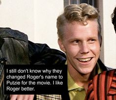 Putzie From Grease Grease Boys, Grease 1978, Confessions, Like Me, Musicals, Names, Tumblr, Movies, Films