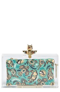 Charlotte Olympia 'Pandora' Clutch with Zip Pouches available at #Nordstrom