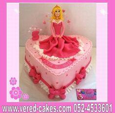 princess aurora cake   vered-cakes.com