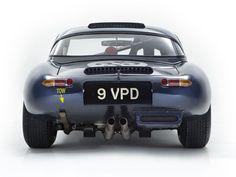 1961 Jaguar E-Type 3.8 Competition Roadster