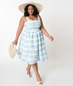 6464c7a189 628 Best 1940s -1950s Plus Size Clothing images in 2019