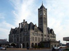 Union Station Hotel - 1001 Broadway, Nashville