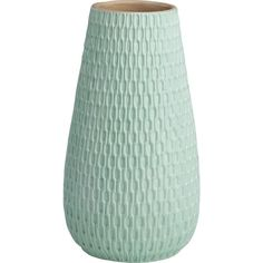 CB2 Mesh Vase ($25) ❤ liked on Polyvore featuring home, home decor, vases, fillers, decor, round vase, painted vases, cb2 and handmade home decor